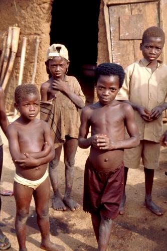 Benin 34 - On the road to Natitingou