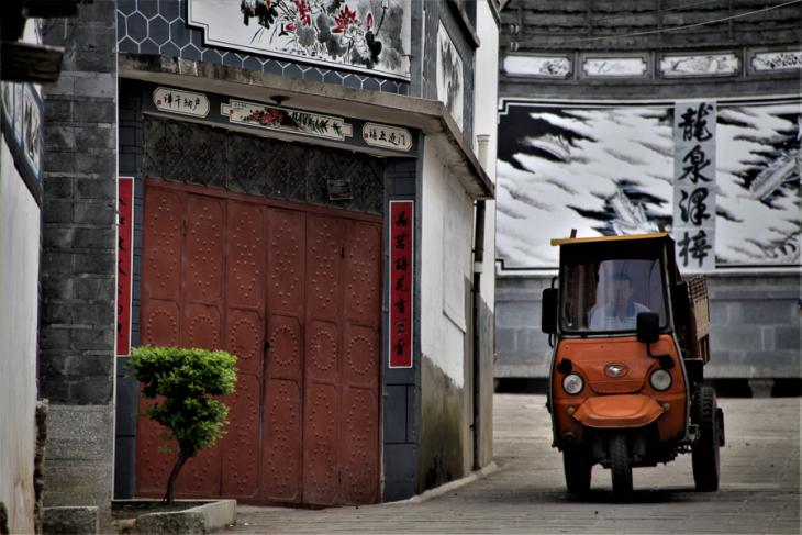 China - Yunnan 919 - Dali surroundings - Bai minority village