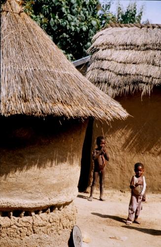 Benin 35 - On the road to Natitingou