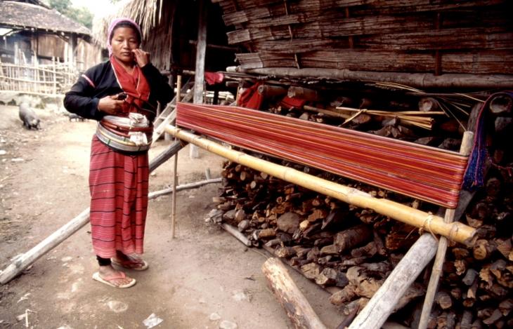 Myanmar - Golden Triangle 092 - Palaung village
