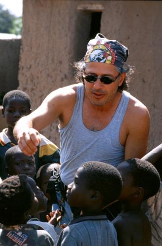 Benin 38 - On the road to Natitingou