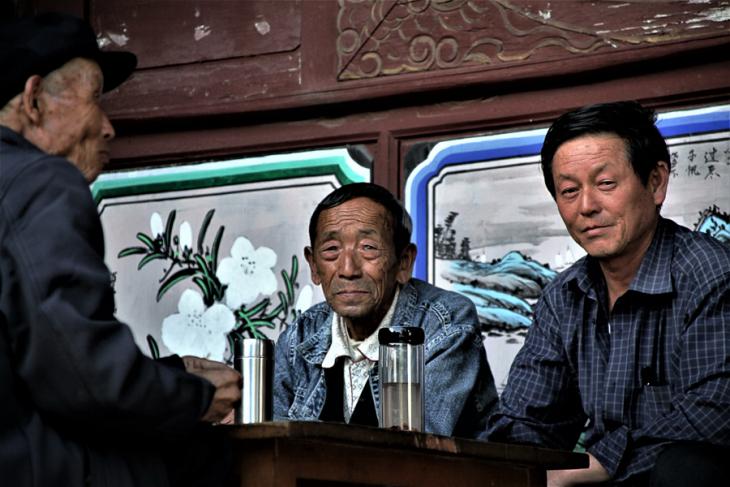 China - Yunnan 940 - Dali surroundings - Bai minority village