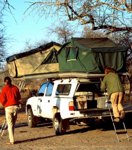 Botswana - Kalahari 47