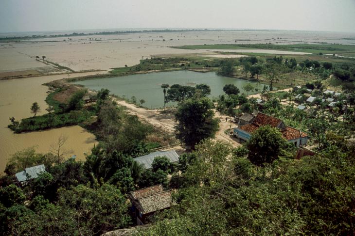 Cambodia - South 031 - Angkor Borei