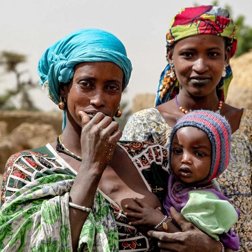 Mali - Trip on Niger river 022