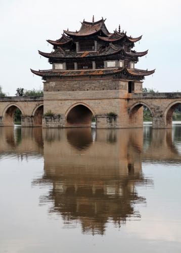 China - Yunnan 091 - On the road to Janshui