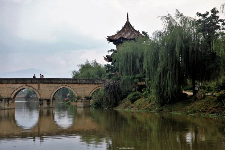 China - Yunnan 092 - On the road to Janshui