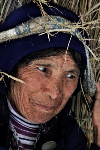 China - Yunnan 120 - Yuanyang - Hani village