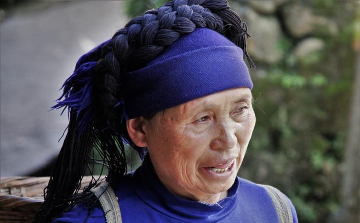 China - Yunnan 171 - Yuanyang - Hani village