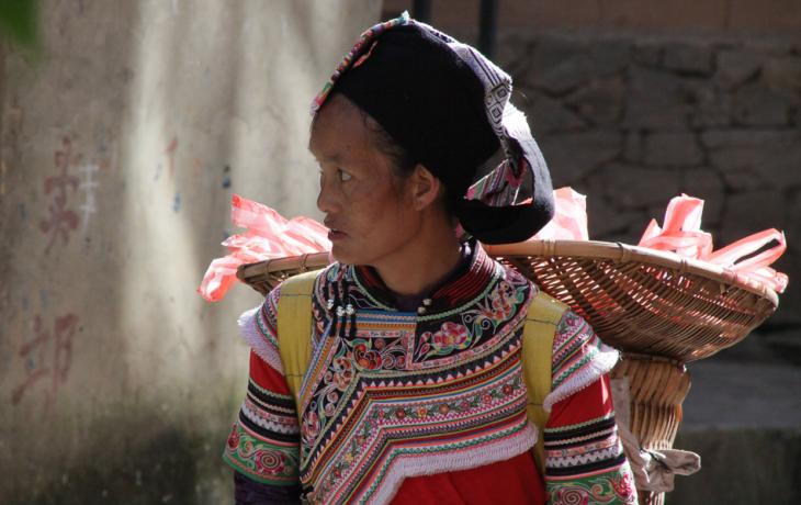 China - Yunnan 172 - Yuanyang - Hani village