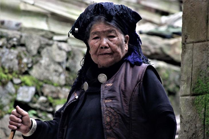 China - Yunnan 192 - Yuanyang - Hani village