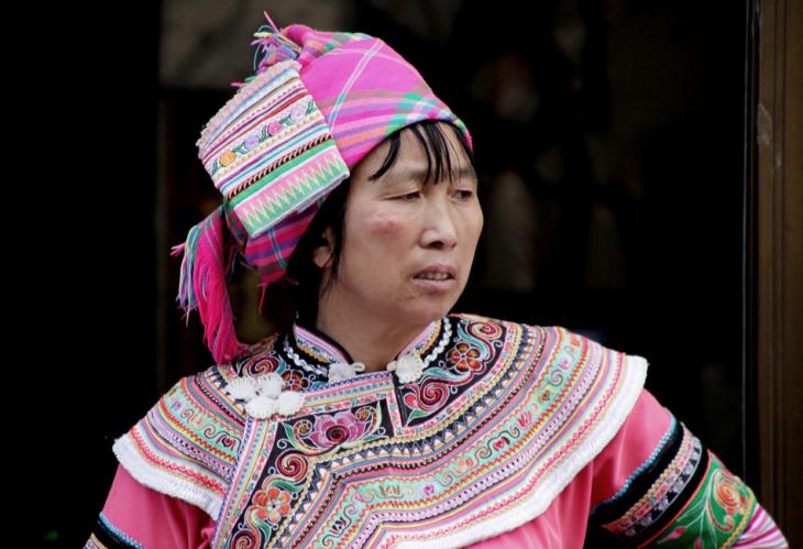 China - Yunnan 206 - Xinjie - Tribal market