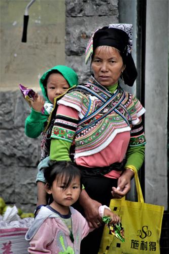 China - Yunnan 207 - Xinjie - Tribal market