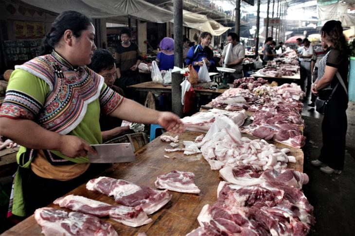 China - Yunnan 210 - Xinjie - Tribal market