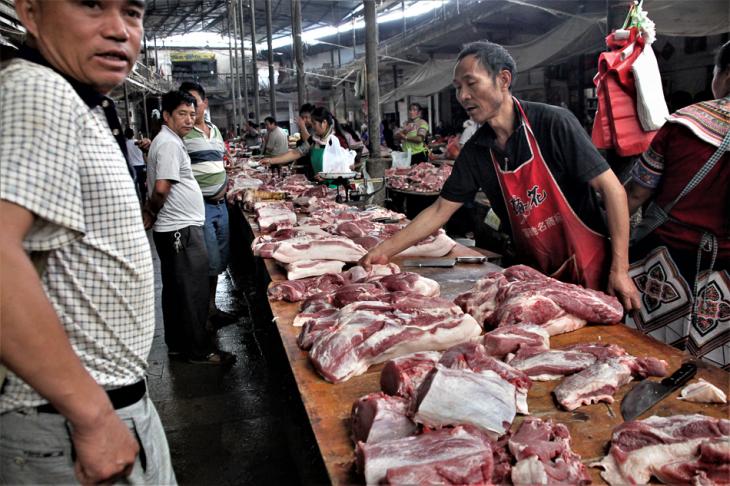 China - Yunnan 213 - Xinjie - Tribal market