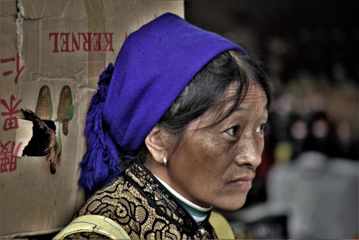 China - Yunnan 211 - Xinjie - Tribal market