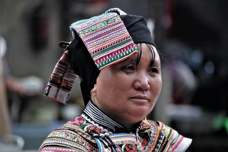 China - Yunnan 212 - Xinjie - Tribal market