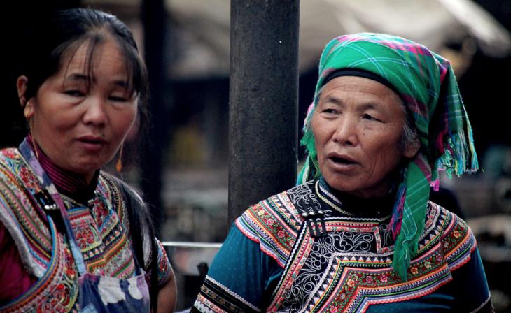 China - Yunnan 214 - Xinjie - Tribal market