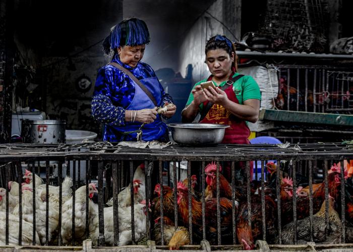 China - Yunnan 222 - Xinjie - Tribal market
