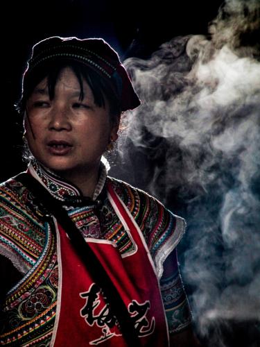 China - Yunnan 221 - Xinjie - Tribal market