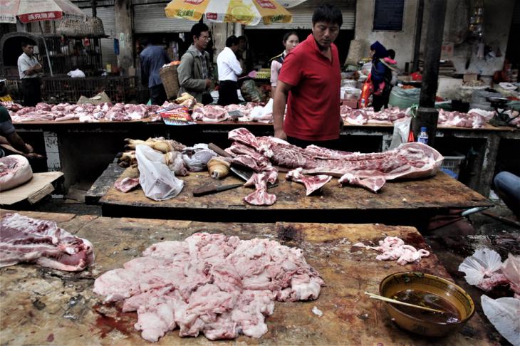 China - Yunnan 216 - Xinjie - Tribal market