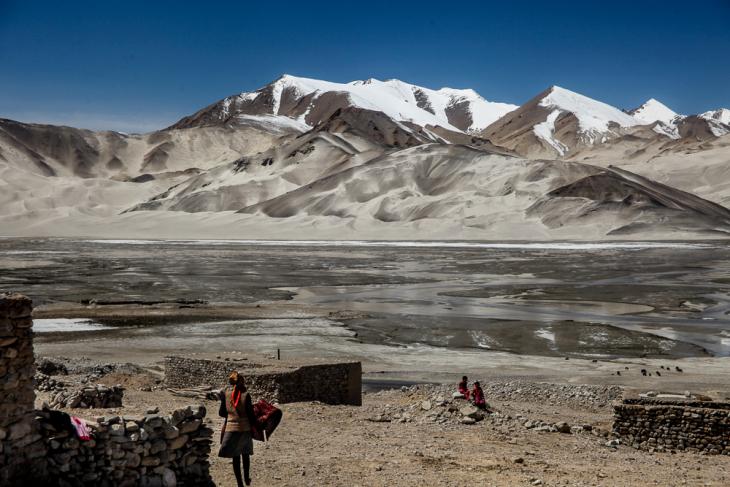 China - Xinjiang 382 - Pamir