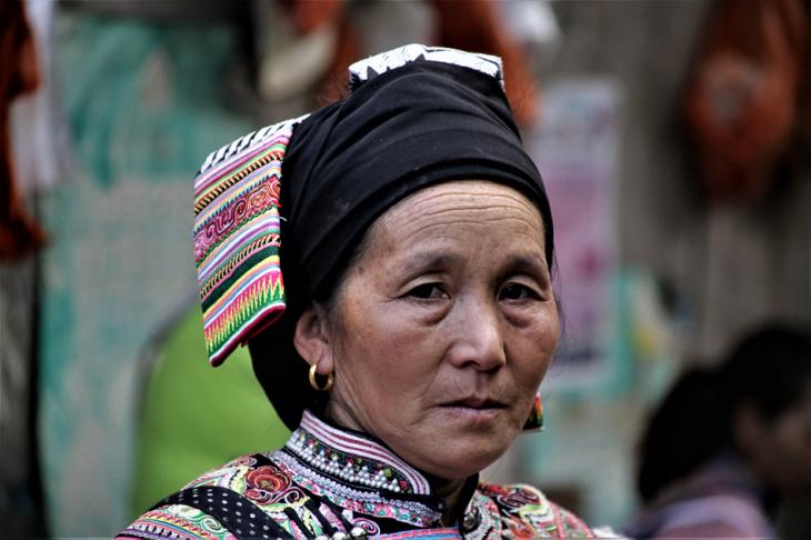 China - Yunnan 227 - Xinjie - Tribal market