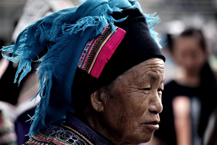 China - Yunnan 230 - Xinjie - Tribal market