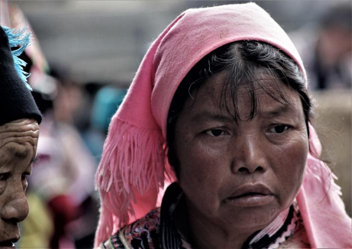 China - Yunnan 231 - Xinjie - Tribal market
