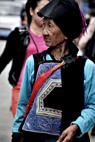 China - Yunnan 232 - Xinjie - Tribal market