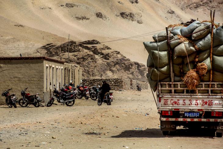 China - Xinjiang 464 - Pamir