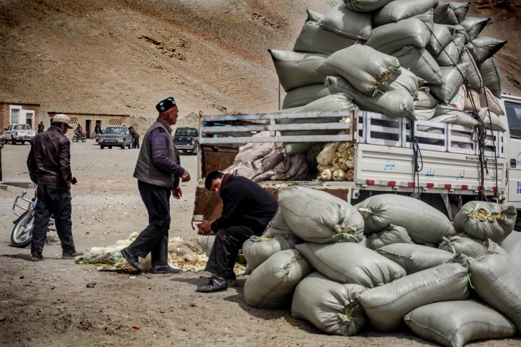 China - Xinjiang 465 - Pamir
