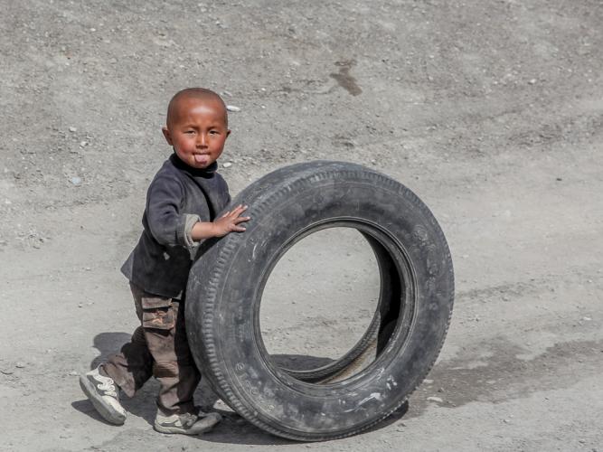 China - Xinjiang 513 - Pamir