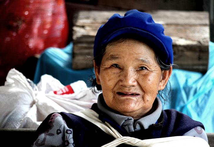 China - Yunnan 352 - On the way to Sangri La