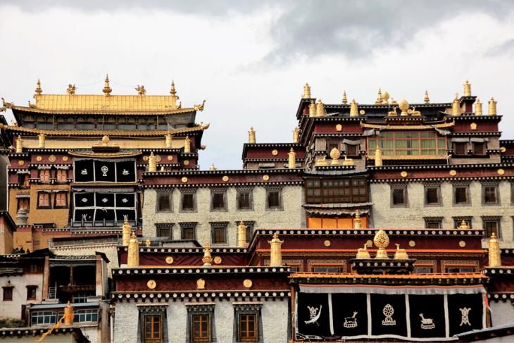 China - Yunnan 359 - Gandan Sumtseling Monastery