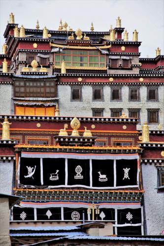 China - Yunnan 360 - Gandan Sumtseling Monastery