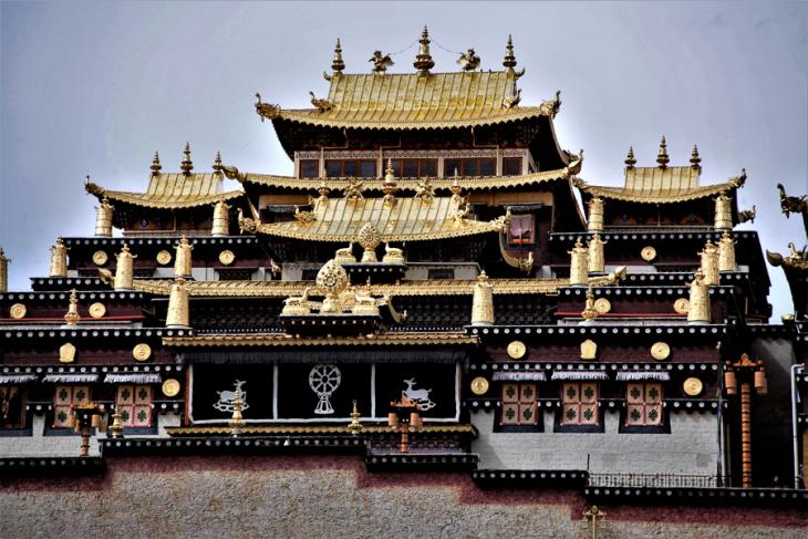 China - Yunnan 362 - Gandan Sumtseling Monastery