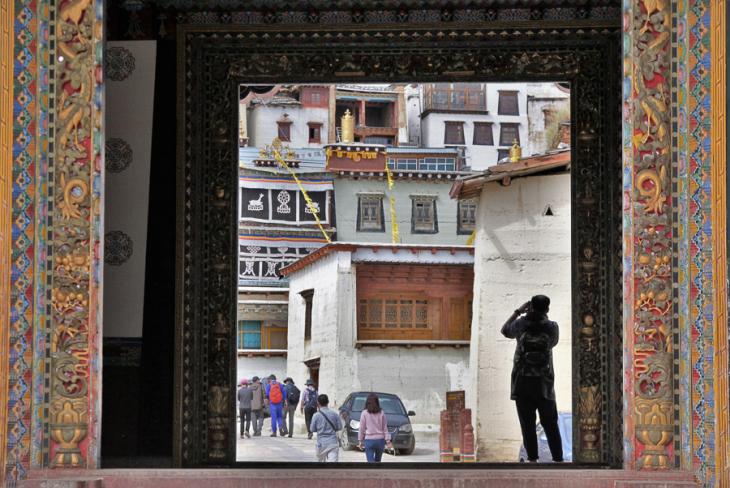 China - Yunnan 364 - Gandan Sumtseling Monastery