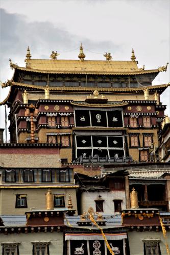 China - Yunnan 365 - Gandan Sumtseling Monastery