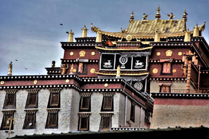 China - Yunnan 367 - Gandan Sumtseling Monastery