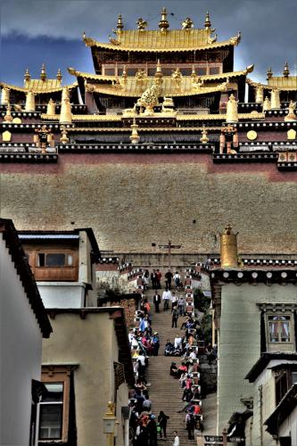 China - Yunnan 368 - Gandan Sumtseling Monastery