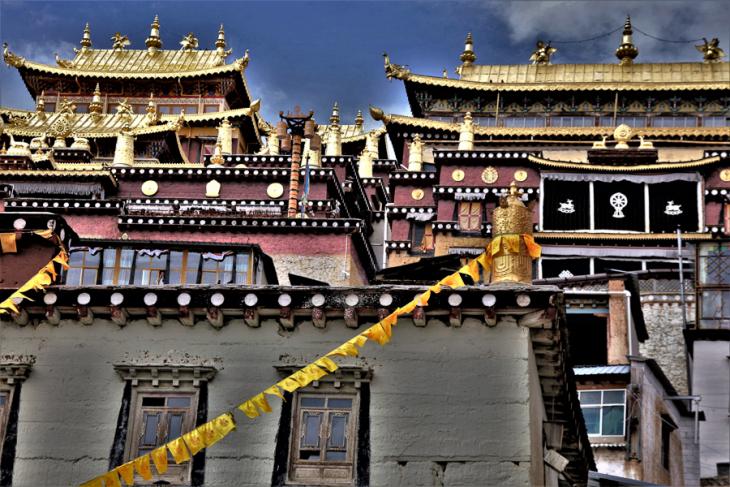 China - Yunnan 371 - Gandan Sumtseling Monastery