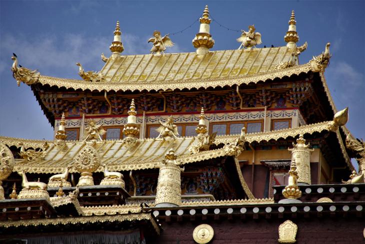 China - Yunnan 372 - Gandan Sumtseling Monastery
