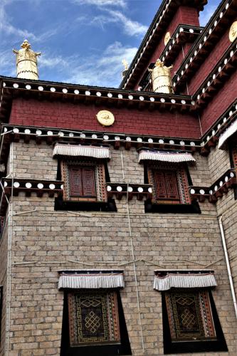 China - Yunnan 383 - Gandan Sumtseling Monastery