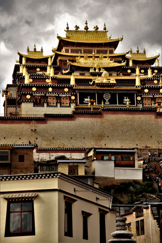 China - Yunnan 393 - Gandan Sumtseling Monastery