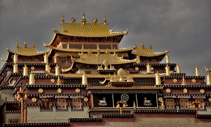 China - Yunnan 394 - Gandan Sumtseling Monastery