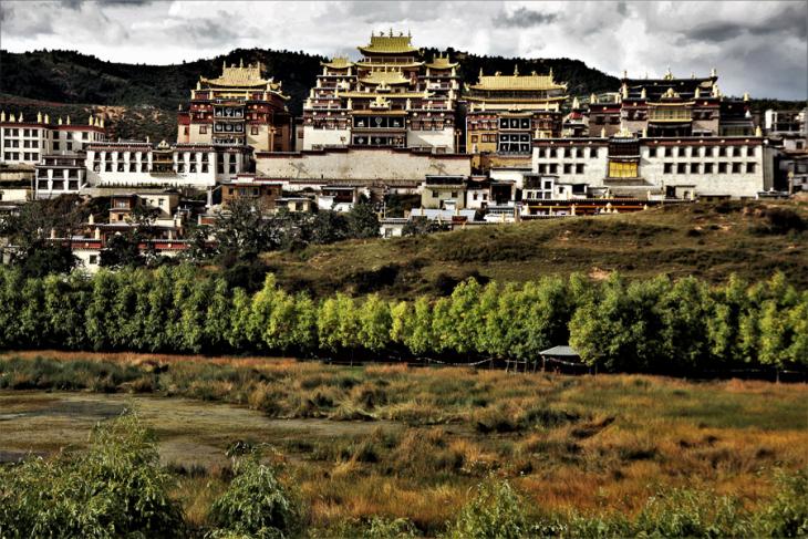 China - Yunnan 395 - Gandan Sumtseling Monastery
