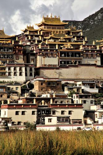 China - Yunnan 398 - Gandan Sumtseling Monastery