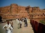 India - Agra 33 - Red Fort