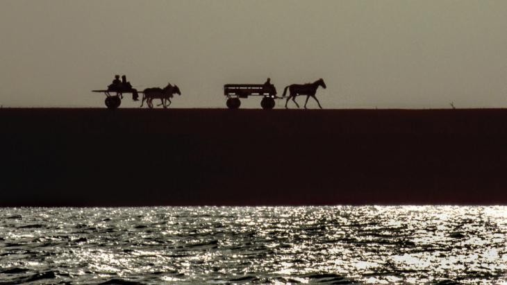 Mali - Trip on Niger river 066